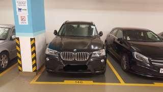 BMW X3 3.0 2011