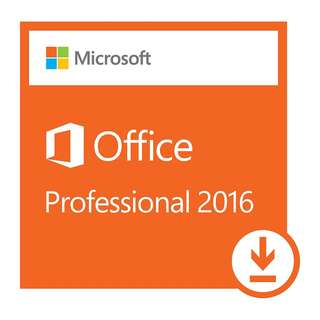 Microsoft Office Pro 2016 for PC (via Download)