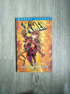 x men legends vol 2: the dark phoenix saga