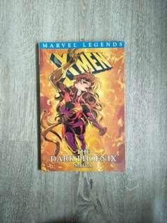 x men legends vol 2: the dark phoenix saga