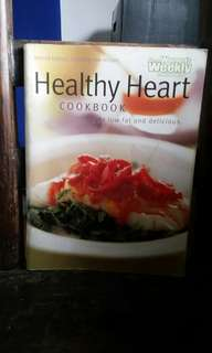 Healthy heart cook book