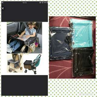 New tray for carseat or stroller