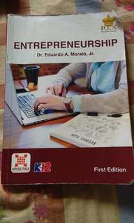 ENTREPRENEURSHIP BOOK GRADE 11