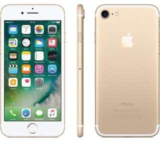 Used iPhone 7 32gb MY Set Gold