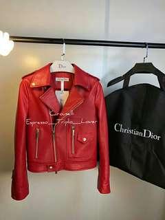 CD Bike Leather Jacket