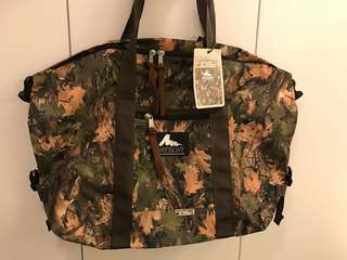 [絶版-全新舊版] Gregory Backpack 大型側咩袋