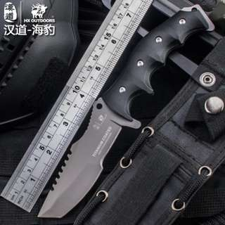 Seal Tactical Knife 海豹战术刀D-124
