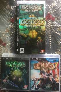 Bioshock Trilogy for PS3