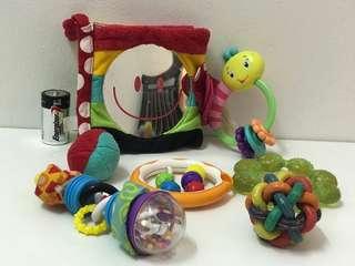 Baby Toys set c