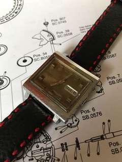 Seiko vintage DX 6106-5009