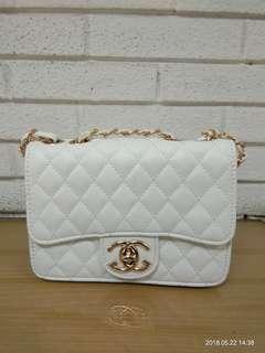 Tas Putih (New) / White Bag