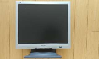 "PHILIPS 17"" Monitor"
