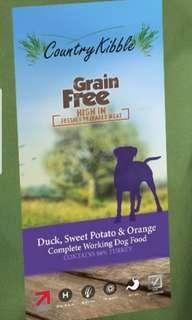 Country Kibble Grain Free