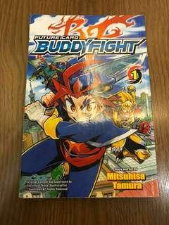 Buddyfight book