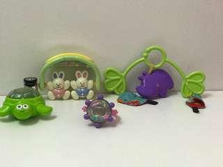 Baby toys set d