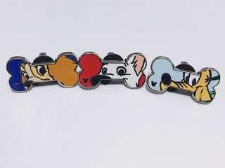 [交換優先] 迪士尼 小姐與流氓 斑點狗 pluto pin