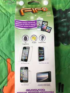 Invisible Screen Protector 4 in 1