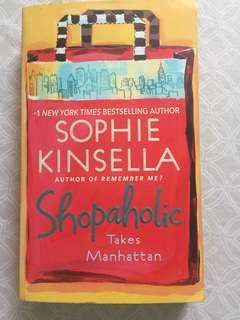 Shopaholic tales manhattan by sophie kinsella