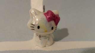 Charmmy kitty Sanrio 絕版 陶器 擺設 吊飾 掛飾 罕 vintage