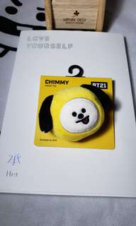 【BT】Chimmy Hair Tie