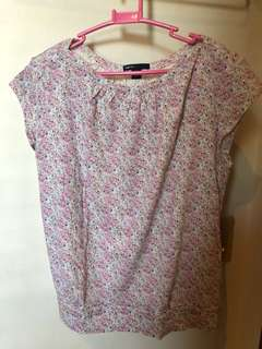 Gap Dotted Top