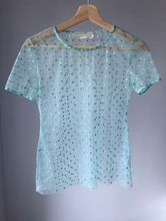 Courtworth Lace Tee