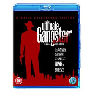The Ultimate Gangsters Collector's Edtion Blu-ray