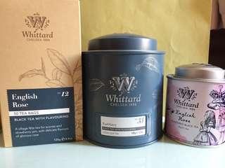 Whittard - English Tea Set英式茶葉套裝