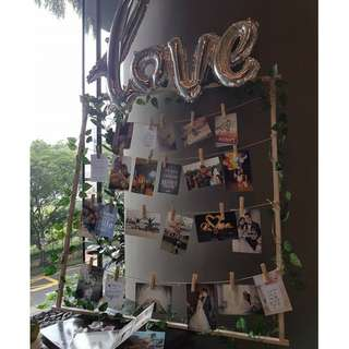 Photo hanger for Rent or BUY