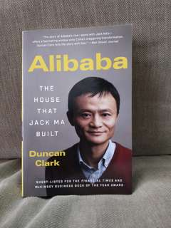 Alibaba : The house that Jack built by Duncan Clark