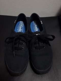 LIMITED TIME Sale! KEDS BLACK 100% AUTHENTIC