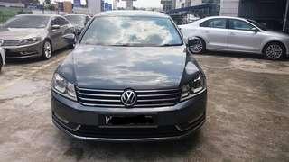 2013 Volkswagen Passat 1.8 TSI (A)