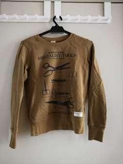 Uniqlo Merchant & Mills Sweatshirt
