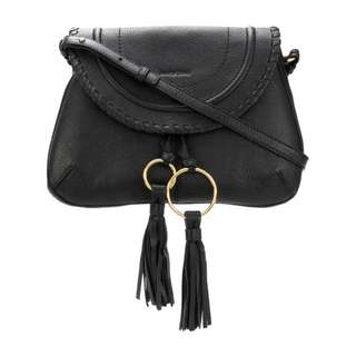 SEE BY CHLOE tassel saddle bag