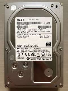 HGST NAS HDD 4TB