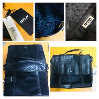 DKNY Hand Bag (lamb Leather)