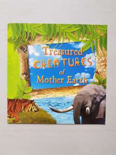 Treasured Creatures Of Mother Earth Transitlink Cards