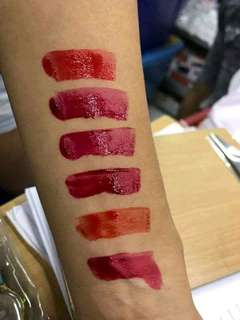6 in 1 Creme Liquid Lipstick