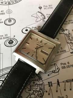 Seiko Actus 7019-5070 vintage