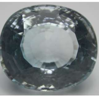 Certified Natural B Topaz Sri Lanka. Unheated.