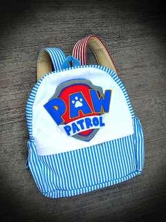 PAW Patrol backpack #Kidsbag #schoolbag #pawpatrol #handmade #unique