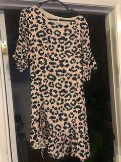 Gray Label Leopard Dress