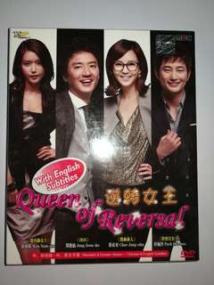 Korean Drama - Queen of Reversal
