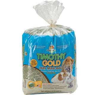 [SPECIAL PROMO!] American Pet Diner Hay (APD) TIMOTHY GOLD