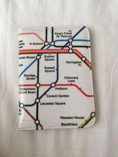 London 地鐵路線Passport套