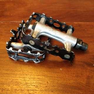 Wellgo Aluminum Pedals