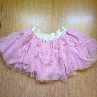 Tulle Mini Skirt for Girls