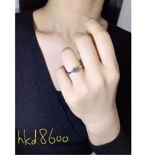 Gia証,鑽石戒指