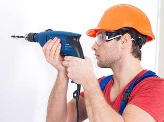 perkihmatan tebuk (drill & assemble service)