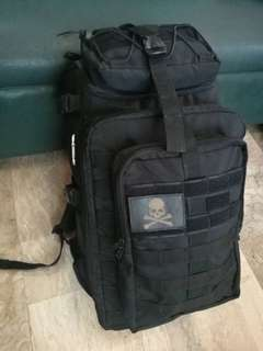 Custom Made Camera Bag